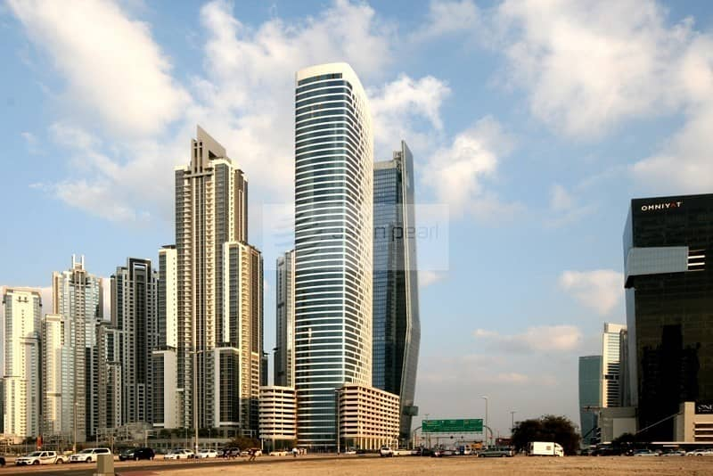 10 Full Floor  | A Grade Tower |Sea View Next to DIFC