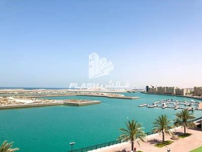 Marina Views I Bright and Spacious 1BR