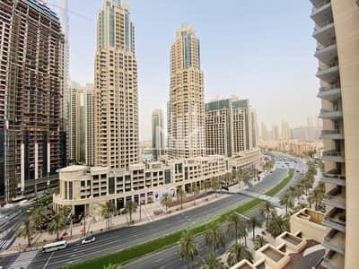 شقة 1 غرفة نوم للبيع في وسط مدينة دبي، دبي - Blvd View   One Bed + Study   Massive  