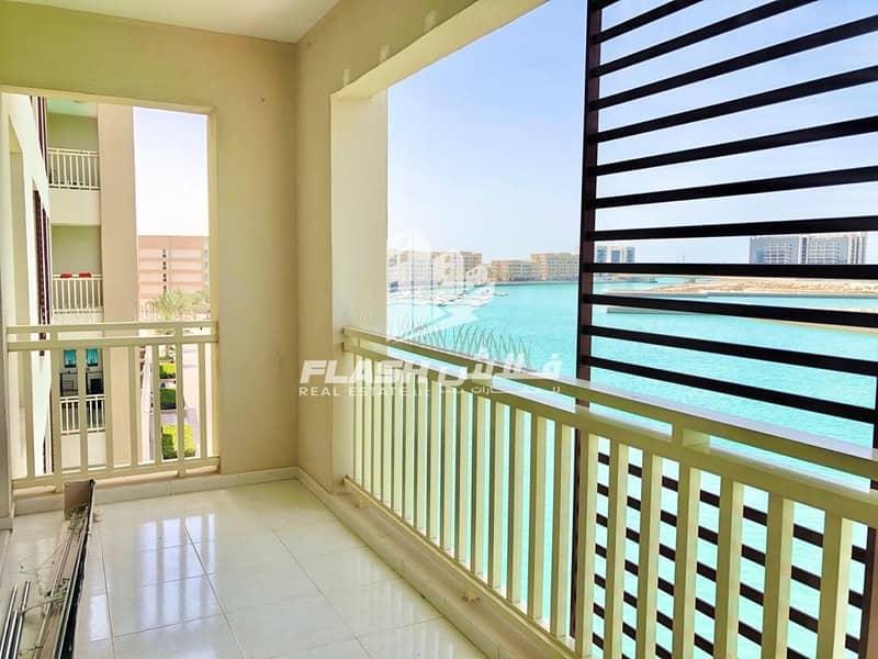 Full Sea View 2BR- High Floor I Mina