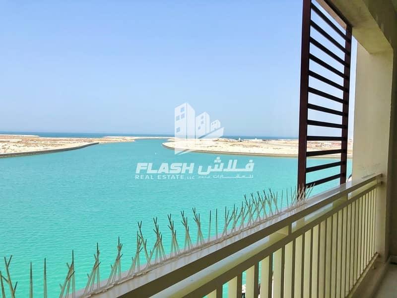 2 Full Sea View 2BR- High Floor I Mina