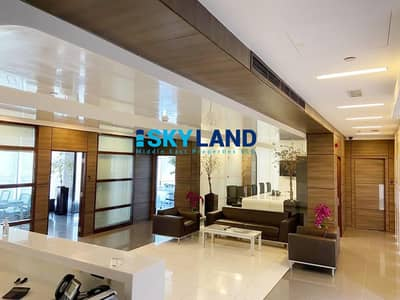 Office for Sale in Al Reem Island, Abu Dhabi - NO COMMISISON ! Luxury Furnished Office with 3 PARKING