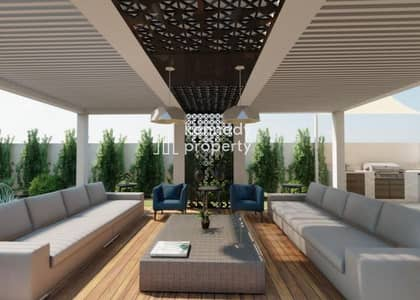 فیلا 6 غرف نوم للايجار في جزيرة ياس، أبوظبي - Private Pool I Lounge I Landscaped I Upgraded