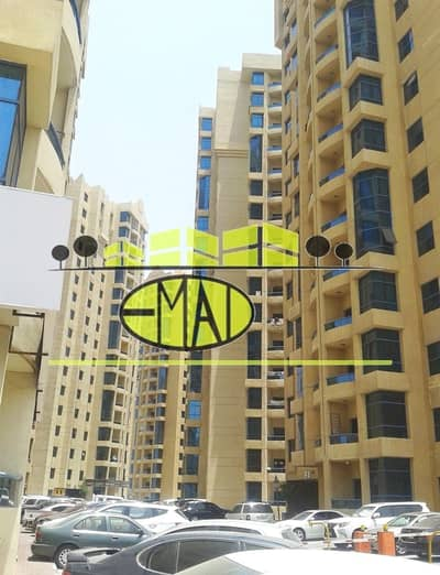 1 Bedroom Apartment for Sale in Ajman Downtown, Ajman - Al Khor Towers | 1 Bed Hall | 1019 sqft | 2 Washrooms | At Creek