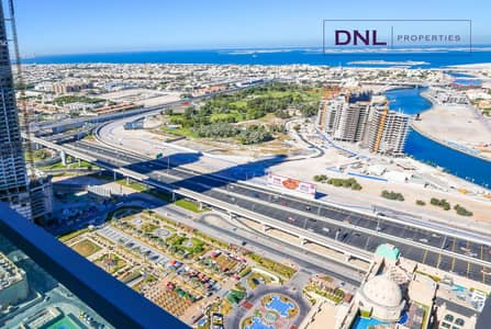 فلیٹ 2 غرفة نوم للبيع في الخليج التجاري، دبي - Stunning Burj & Sky Views | COMMUNITY EXPERT