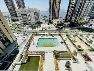 2 Bedroom Apartment for Rent in The Lagoons, Dubai - Brand New l Spacious l Creek & Pool View