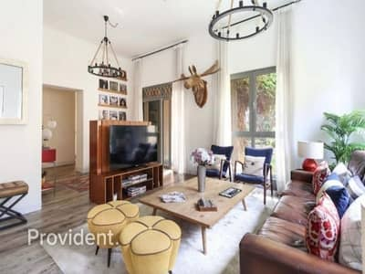 3 Bedroom Apartment for Sale in Old Town, Dubai - Fully furnished with Private Garden|Prime Location