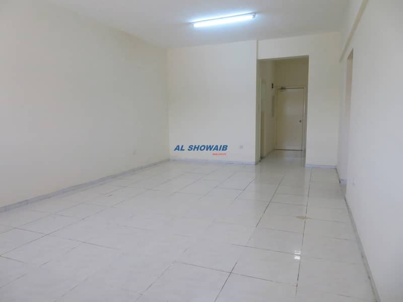 2 WINDOW AC  |  2 BHK  |  2 BATH | NR FORTUNE GRAND HOTEL QUSAIS