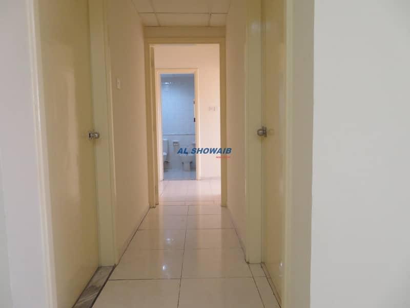 12 WINDOW AC  |  2 BHK  |  2 BATH | NR FORTUNE GRAND HOTEL QUSAIS