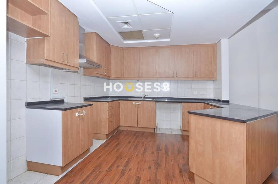 2 Well Maintained Apartment | Low Floor |Unfurnished