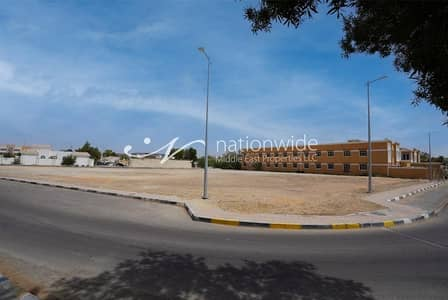 Plot for Sale in Al Mutarad, Al Ain - Best location with good opportunity to own residential land