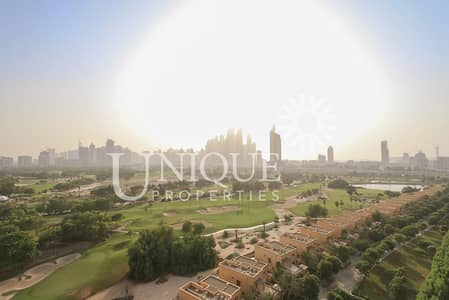 1 Bedroom Apartment for Sale in The Views, Dubai - Full Golf & Marina Skyline View | Vacant in May
