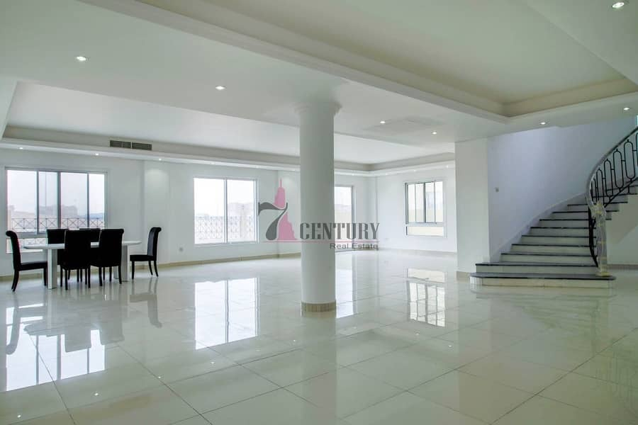 2 Type-B | With Swimming Pool Upgraded 6 BR+M Villa