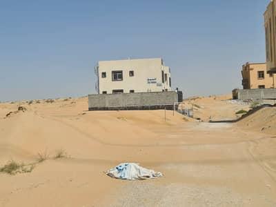 ارض تجارية  للبيع في الياسمين، عجمان - ارض للبيع بمنطقة الياسمين تجارية علي شارع موقع مميز جدا