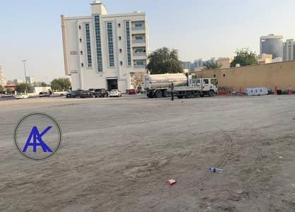 Plot for Sale in Al Rashidiya, Ajman - Commercial Residential Plot for sale (Corner plot )
