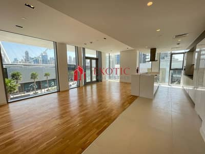 شقة 3 غرف نوم للايجار في جزيرة بلوواترز، دبي - Amazing View || Brand New || Luxury Unit