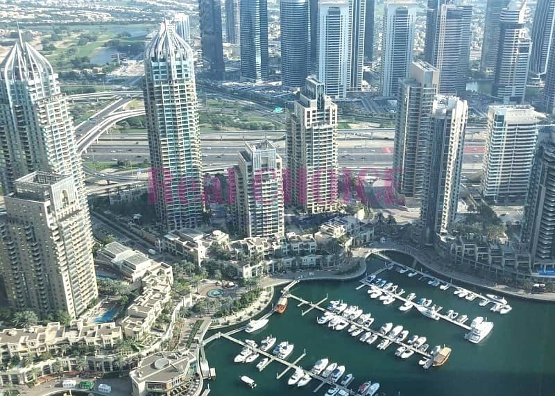 11 Luxurious 1 Bed | Full Marina Views | Mid Floor