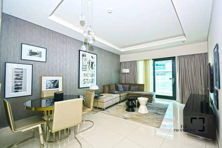 فلیٹ 1 غرفة نوم للايجار في الخليج التجاري، دبي - Hollywood Inspired | Stylish | Furnished