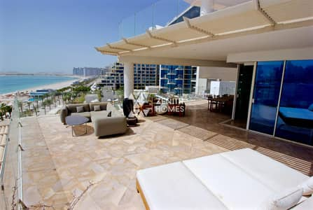 4 Bedroom Penthouse for Sale in Palm Jumeirah, Dubai - Full Marina  View | Stunning | Private Pool | Luxurious Penthouse
