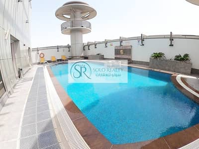 Hotel Apartment for Rent in Al Zahiyah, Abu Dhabi - Fully Furnished Studio I Modern Facilities I Inquire Now !