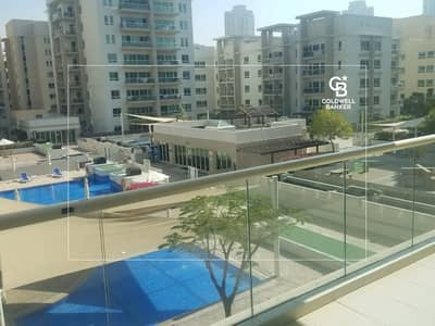 شقة 1 غرفة نوم للبيع في الروضة، دبي - POOL VIEW | Beautiful 1 BR Apartment | The Greens | Emirates Living