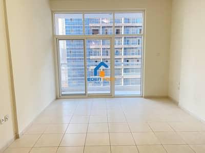استوديو  للايجار في مدينة دبي الرياضية، دبي - Well Maintained Unfurnished Studio Apartment
