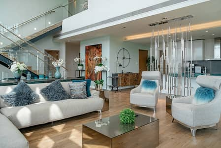 4 Bedroom Apartment for Rent in Jumeirah, Dubai - Magnificent ● City Walk ● Modern