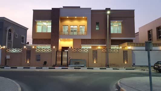 5 Bedroom Villa for Sale in Al Azra, Sharjah - Hot Deal | Luxury Villa Super Deluxe | Brand New