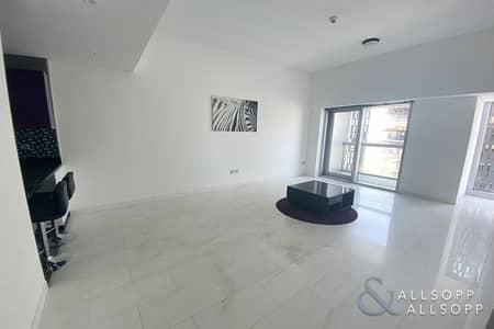 فلیٹ 1 غرفة نوم للايجار في دبي مارينا، دبي - One Bed   Low Floor   Balcony   Low Floor