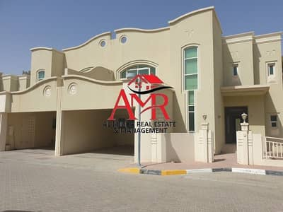 4 Bedroom Villa for Rent in Central District, Al Ain - Spacious Duplex in a Compound with private  Garden and Garage