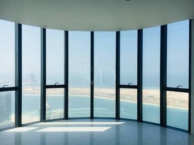 Overlooking Abu Dhabi like nowhere else