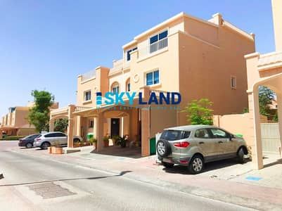 3 Bedroom Villa for Rent in Al Reef, Abu Dhabi - VACANT ! 3BR+Study with Big Garden ! Hurry Up
