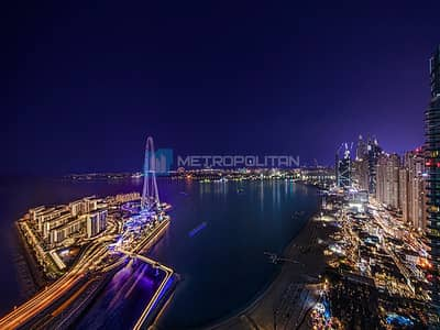 Floor for Sale in Jumeirah Beach Residence (JBR), Dubai - Full Floor| Fully Furnished and Serviced apartment