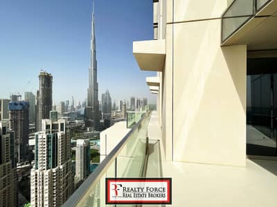 4 Bedroom Apartment for Sale in Downtown Dubai, Dubai - ONE OF A KIND | LARGEST 4BR W/ SKY TERRACE