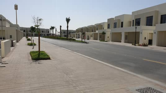 3 Bedroom Villa for Rent in Town Square, Dubai - Brand New- Taype 1 / 3 Bedroom+Maid Room Town House