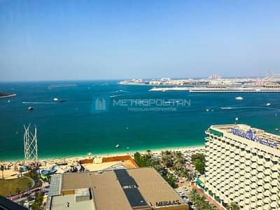 Stunning Sea view | Large 3 BR |Vacant on Transfer