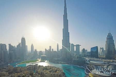 2 Bedroom Flat for Sale in Downtown Dubai, Dubai - Exclusive | 2 Bed | BK And Fountain View