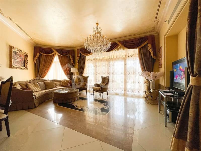 Luxury Furnished / Fully Upgraded / Large Balcony