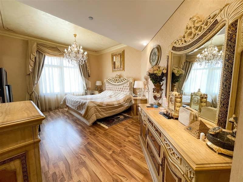 2 Luxury Furnished / Fully Upgraded / Large Balcony