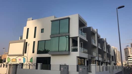 فیلا 4 غرف نوم للبيع في قرية جميرا الدائرية، دبي - Magnificent 4 Bed Villa plus Maid's room