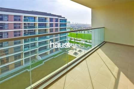 شقة 1 غرفة نوم للبيع في دبي هيلز استيت، دبي - Balcony with Park View | Genuine Listing