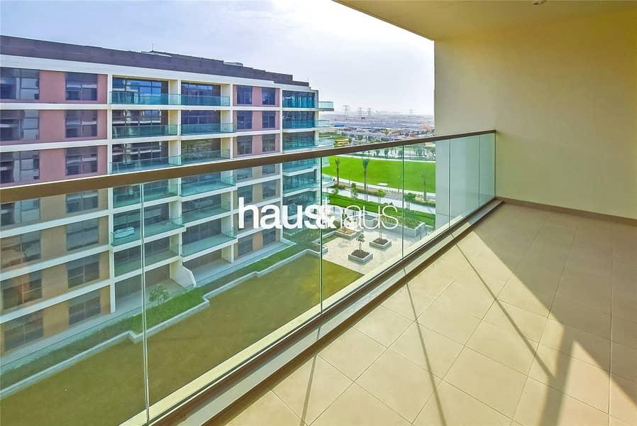 Balcony with Park View | Genuine Listing