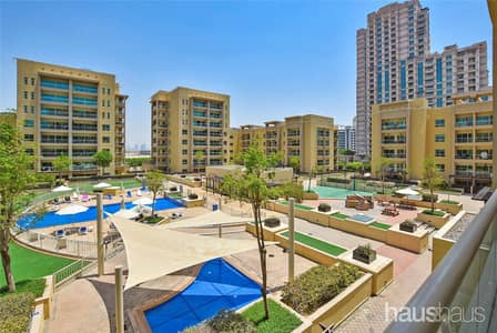 2 Bedroom Apartment for Sale in The Greens, Dubai - Two Bedroom | Extra Study | Tenanted | Cash Seller