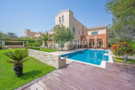6 Bedroom Villa for Sale in Dubai Sports City, Dubai - Exclusive I One of a Kind Type A1 | Extended
