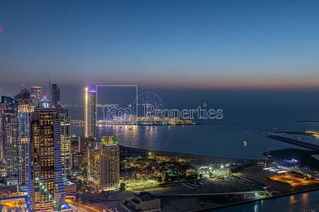 بنتهاوس 5 غرف نوم للبيع في دبي مارينا، دبي - Marina Penthouse with amazing views