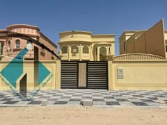 Freehold villa for sale in Ajman close to all services