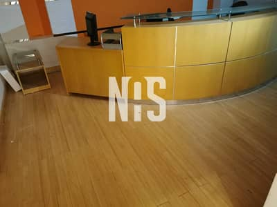 Office for Rent in Mussafah, Abu Dhabi - Exclusive and Fitted Office | High Floor