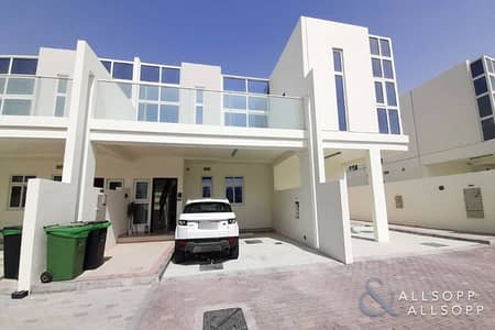 فیلا 3 غرف نوم للايجار في أكويا أكسجين، دبي - 3 Bed + Study | Large Terrace | Sanctnary