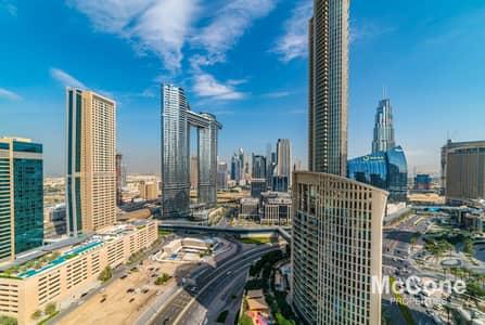 شقة 1 غرفة نوم للبيع في وسط مدينة دبي، دبي - Stunning View | Spacious Layout | Perfect Home
