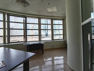 Office for Rent in Business Bay, Dubai - Near to Metro l Fitted office l Partial Canal view